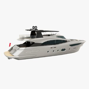 3d monte carlo 105 yacht