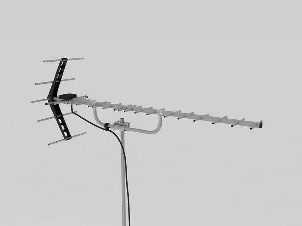uhf antena max