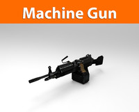 machine gun 3ds
