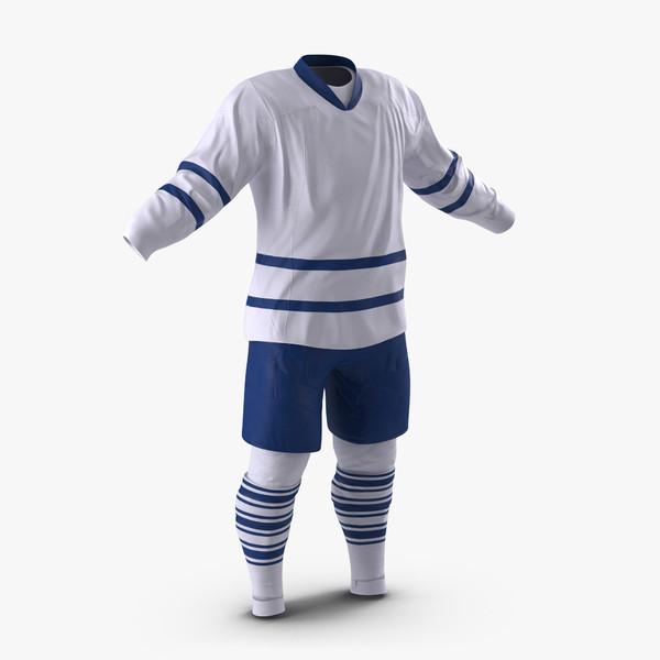 3d max hockey clothes generic 5