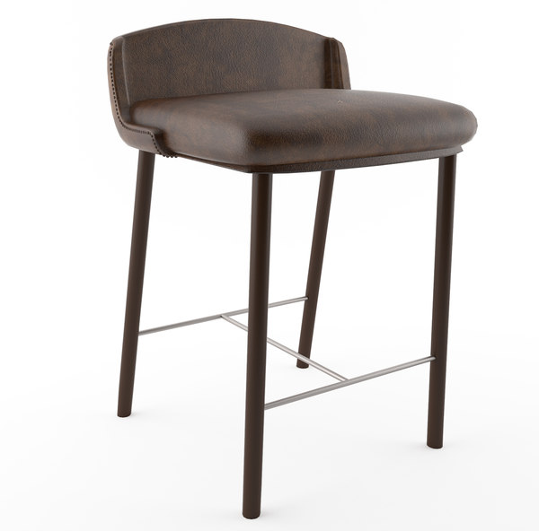 3d barstool stool bar