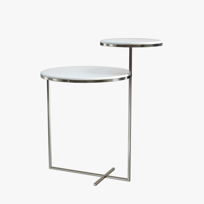 design pedestal tables tops 3d max