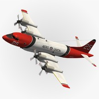 P3 Orion Firefighter