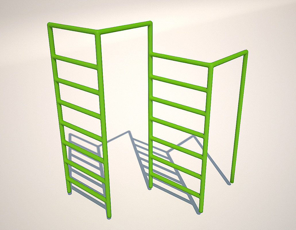 3d horizontal bar