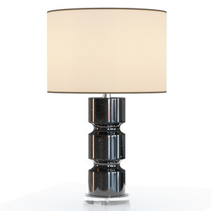 3d 3ds bosley table lamp