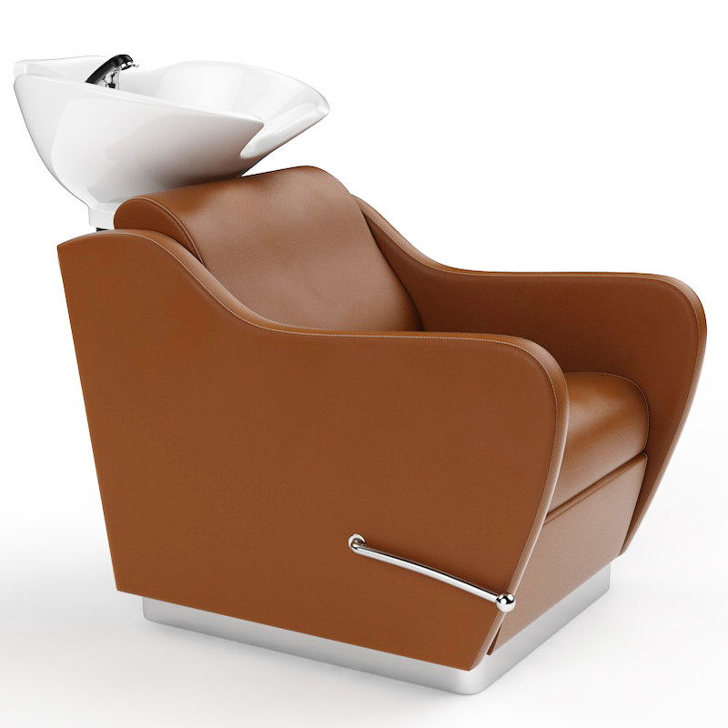 3d hair wash chair