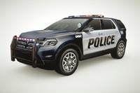 Generic Police v4 SUV
