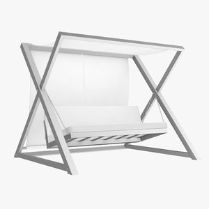 gandia blasco balancin 3d model