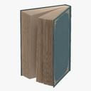 Hardcover Book 3D models