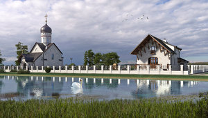 orthodox church house max