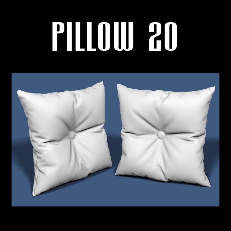 pillow interior x