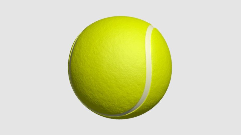 ma tennis ball