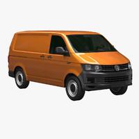 transporter t6 3d max