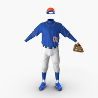 Baseball Player Outfit Generic 6