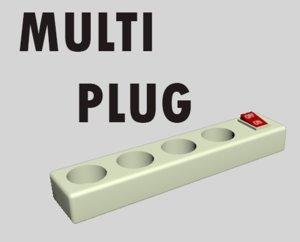 obj plug multiplug