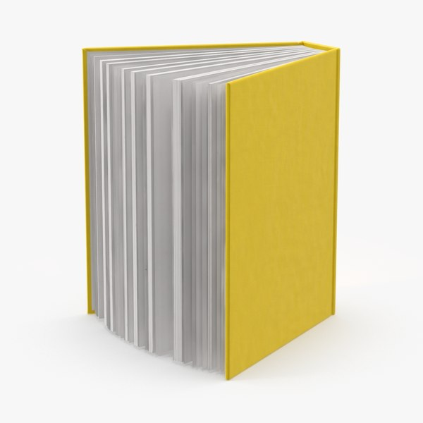 book-poses-01---fanned-standing 3d max