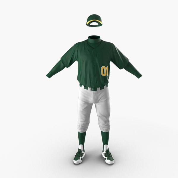baseball player outfit generic max