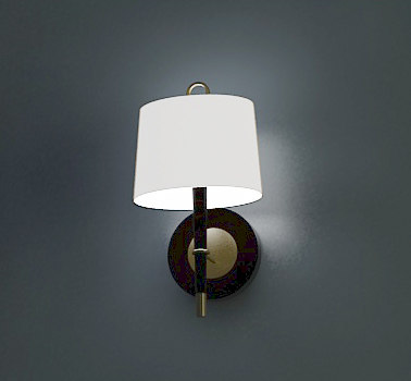 3d wall sconce model