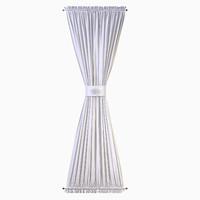 blind hourglass 3d model