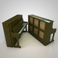 upright piano 2