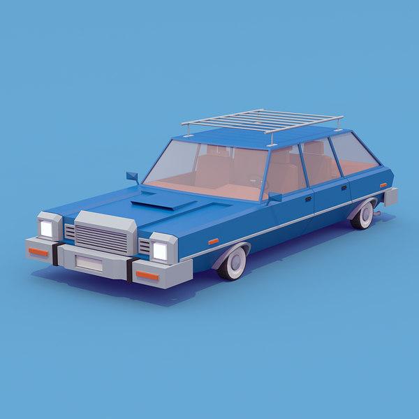 station wagon max