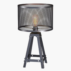 type table lamp 3d max
