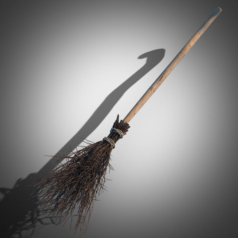 old broom max
