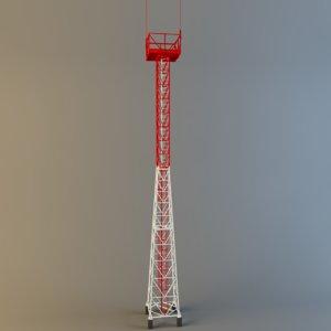 mast 3d max