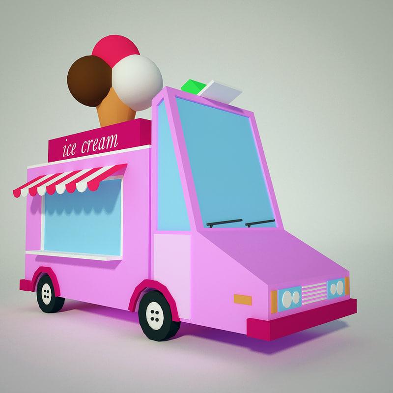 ice cream truck max