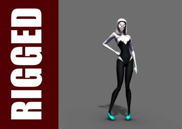 Free Rigged 3D Models for Download | TurboSquid