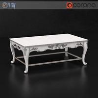 silvano griffoni coffee table 3d model