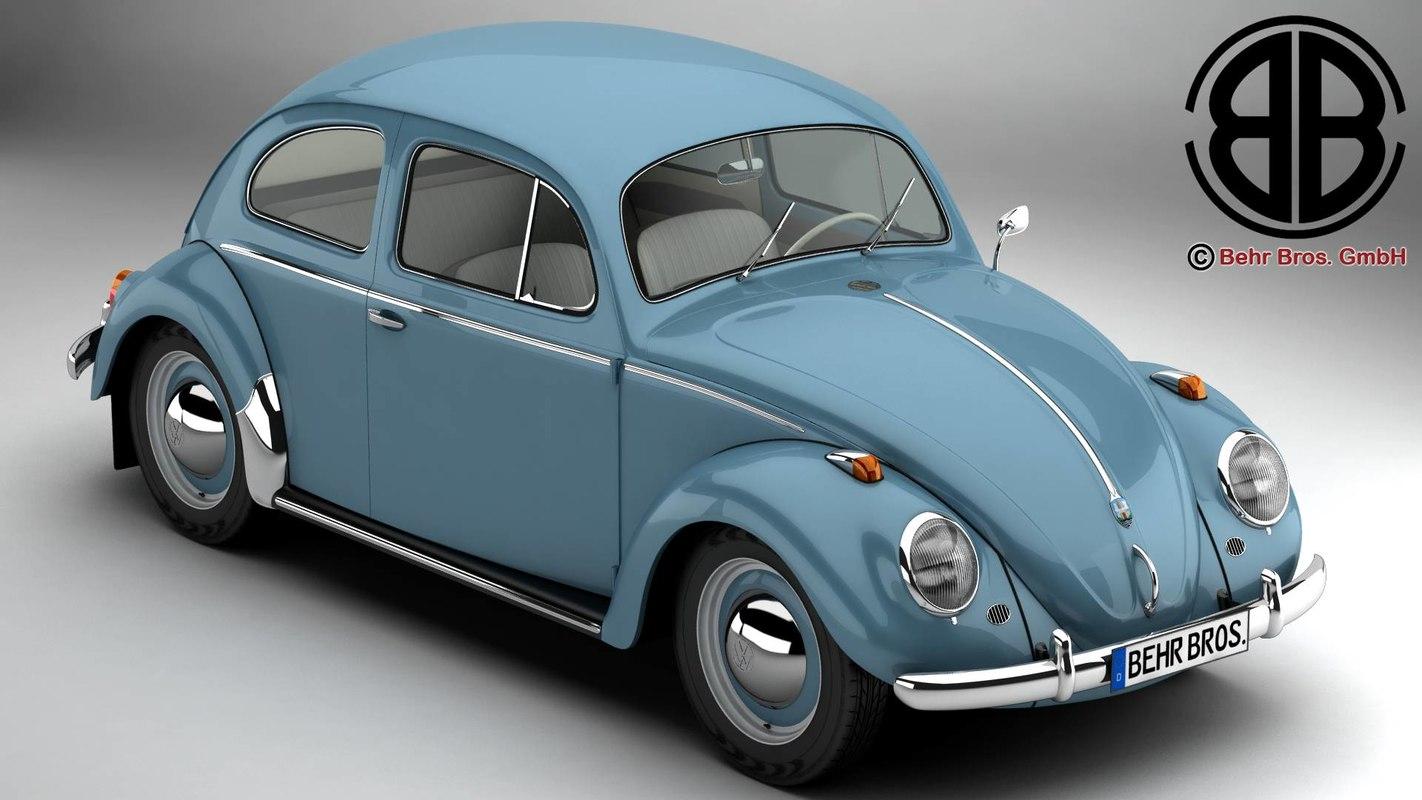 volkswagen beetle 1963 1200 lwo