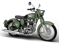 max royal enfield classic battle