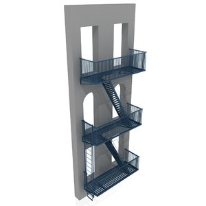 max escape stairs