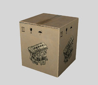 Engine Parts Box