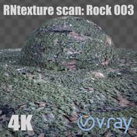 rn texture scan - rock 003