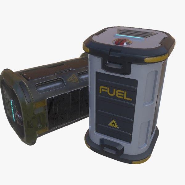 max sci-fi barrel