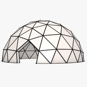 geodesic dome x