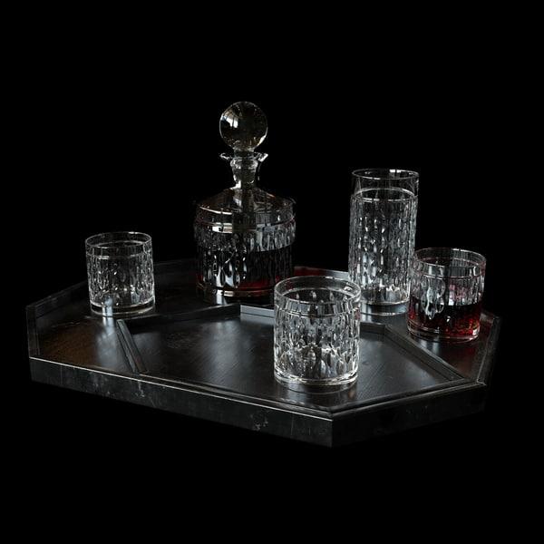 glassware ralph lauren obj