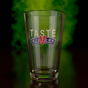free blend mode victory beer glass