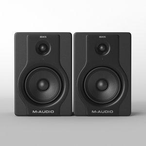 max m-audio d2 bx5