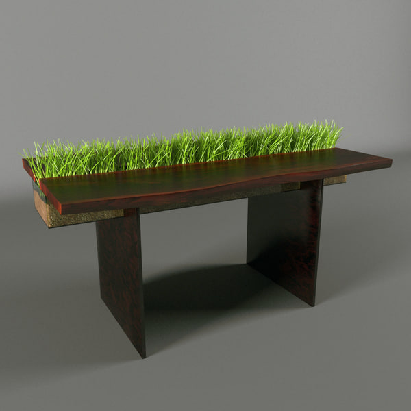 table grass 3ds