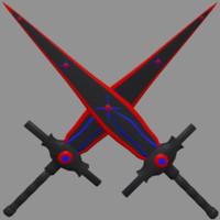 good sword 3d model