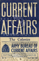 WWII Army current affairs leaflet