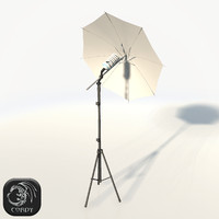 Photo studio lighting umbrella