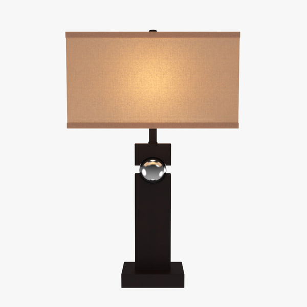 max modern table lamp light