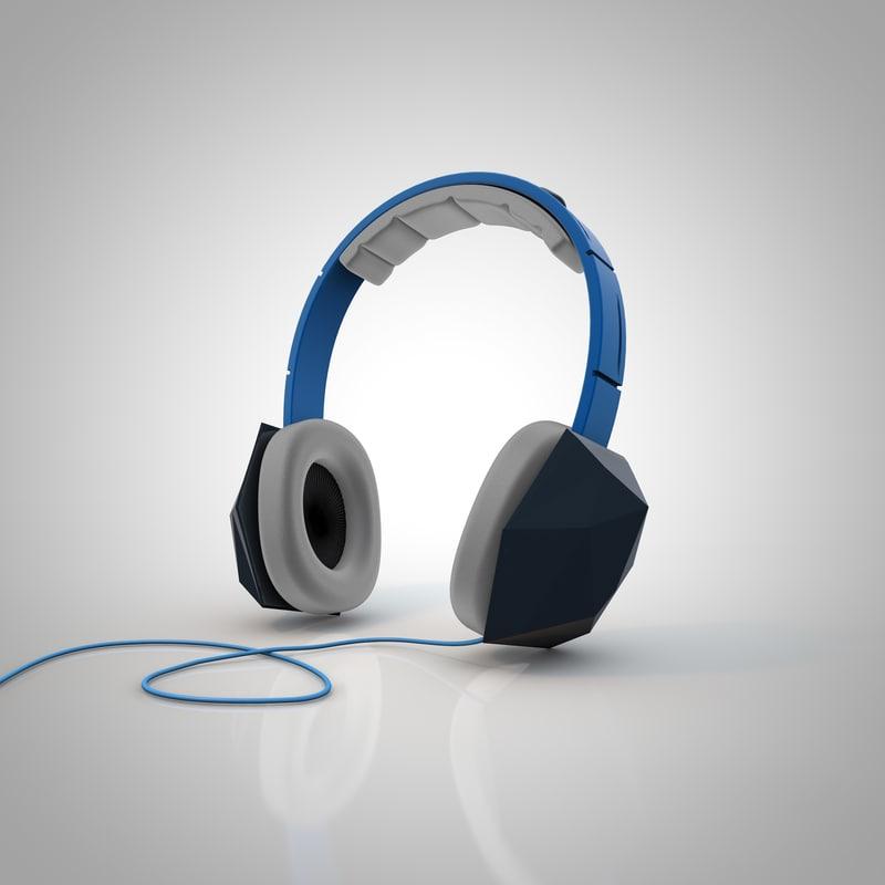 3ds custom design headphones