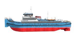 fbx pusher ship