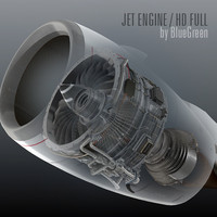 Jet Engine HD Full