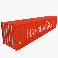 max hamburg sud shipping container